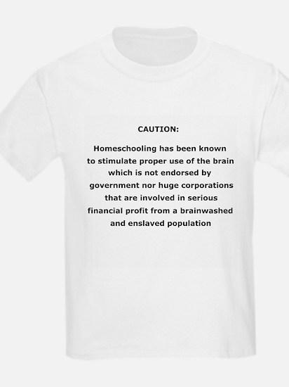Homeschool Kids T-Shirt
