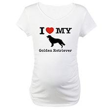 I love my Golden Retriever Shirt