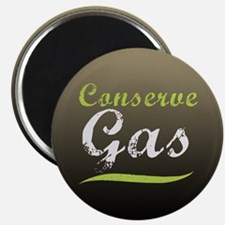 Conserve Gas Magnet