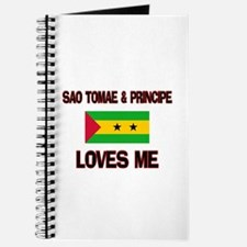 Sao Tomae & Principe Loves Me Journal