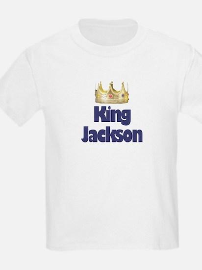 King Jackson T-Shirt