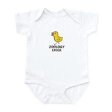 Zoology Chick Infant Bodysuit