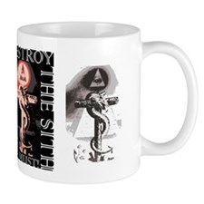 DESTROY THE SITH! Mug