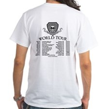 For The Hutch - World Tour T-Shirt