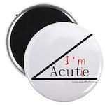"""I'm a cutie - 2.25"""" Magnet (100 pack)"""