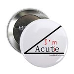 "I'm a cutie - 2.25"" Button (10 pack)"