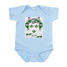 Irvine Family Crest Infant Creeper