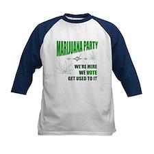 Marijuana Party Tee