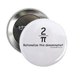 "Rationalize This - 2.25"" Button (100 pack)"