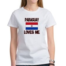 Paraguay Loves Me Tee