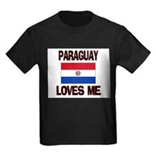 Paraguay Loves Me T