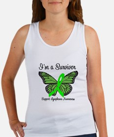 I am a Lymphoma Survivor Women's Tank Top