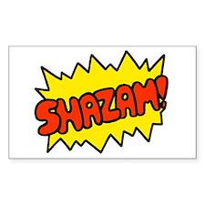 'Shazam!' Rectangle Decal