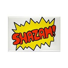 'Shazam!' Rectangle Magnet