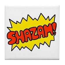 'Shazam!' Tile Coaster