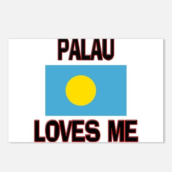 Palau Loves Me Postcards (Package of 8)