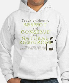 Nature Conservation Hoodie