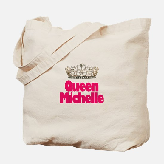 Queen Michelle Tote Bag