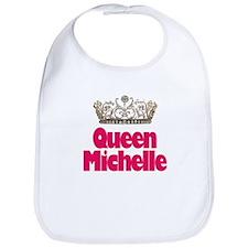 Queen Michelle Bib