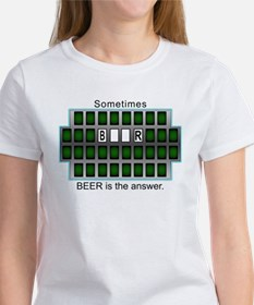 Sometimes Beer is the Answer Tee