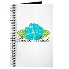 Beach Bride Wedding Journal