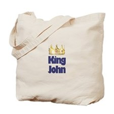 King John Tote Bag