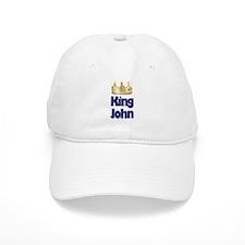 King John Baseball Cap