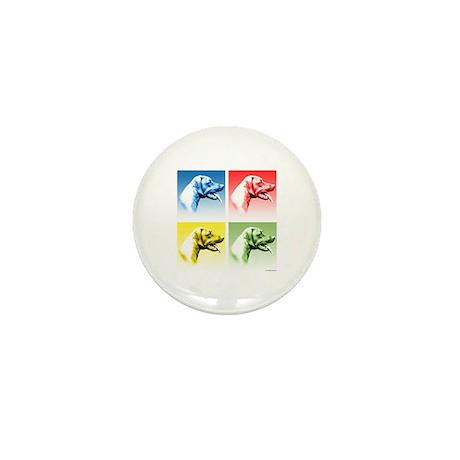 Rhodesian Pop Mini Button
