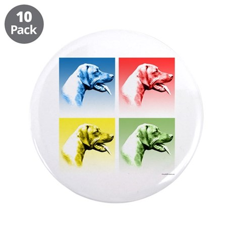 "Rhodesian Pop 3.5"" Button (10 pack)"