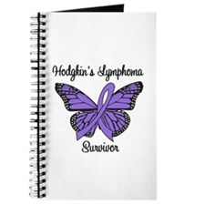 Hodgkin's Survivor Butterfly Journal