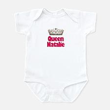Queen Natalie Infant Bodysuit