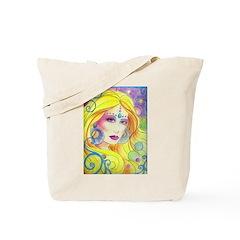 Mystic woman Tote Bag