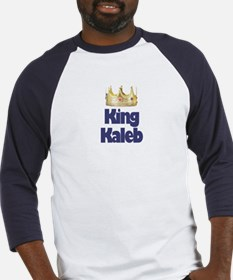 King Kaleb Baseball Jersey