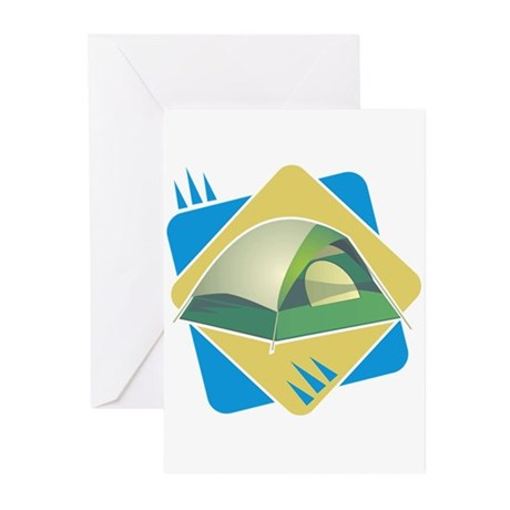 Tent Greeting Cards (Pk of 20)