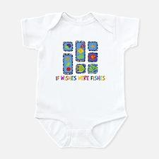 Funny Birthday wishes funny Infant Bodysuit