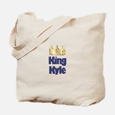 King Kyle Tote Bag