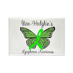 Non-Hodgkin's Awareness Rectangle Magnet (10 pack)