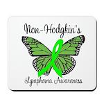Non-Hodgkin's Awareness Mousepad