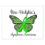 Non-Hodgkin's Awareness Small Poster