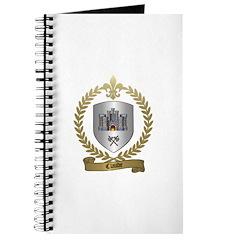 CLAUDE Family Crest Journal