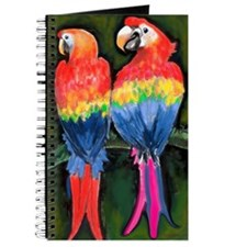 Cute Tropical island Journal