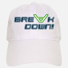 DDR Break Down! Baseball Baseball Cap