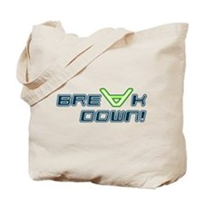 DDR Break Down! Tote Bag