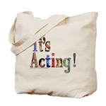 Graduating Actor Tote Bag