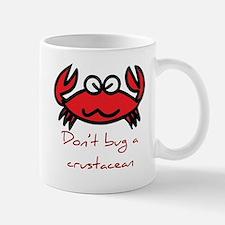 Crustacean Small Small Mug