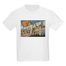 California CA T-Shirt
