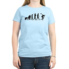 Discus Thrower Women's Light T-Shirt