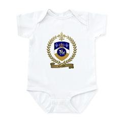 COCHON Family Crest Infant Creeper