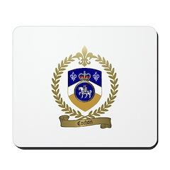 COCHON Family Crest Mousepad