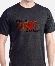cp proud usmc brother red T-Shirt